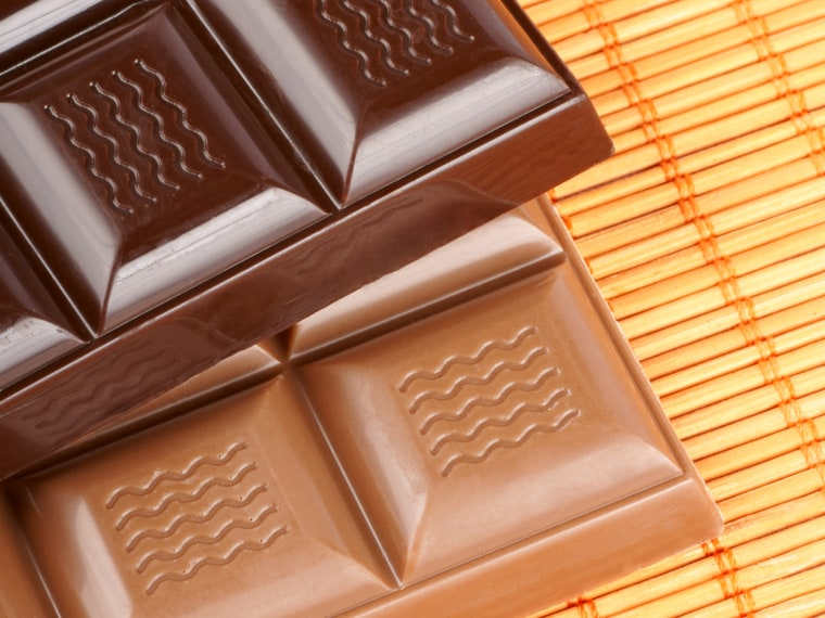 The average American consumes chocolate 107 times per year, according to NCA Sweet Insights.