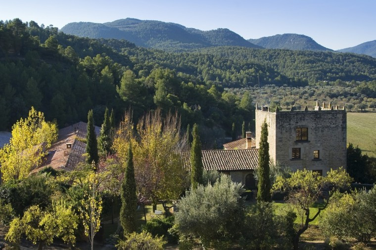 The Matarranya region in Southern Aragon is Spain's answer to Tuscany, striped with vineyards and rivers, and dotted with olive groves and tree-lined peaks.