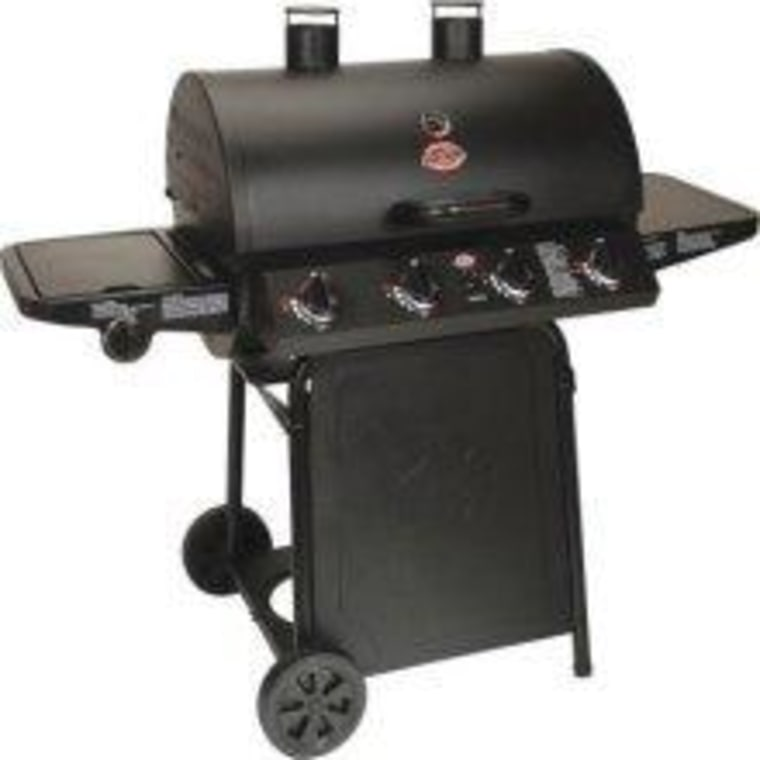 The Char-Griller Grillin' Pro 3001 starts at $186.