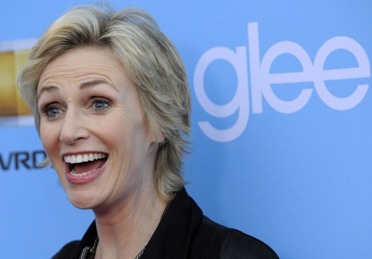 """Jane Lynch is set to be the Roast Master at the """"Roast of Roseanne."""""""