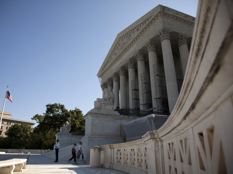 The Supreme Court's verdict is likely to be a factor in the presidential campaign and help define John Roberts' legacy as chief justice.