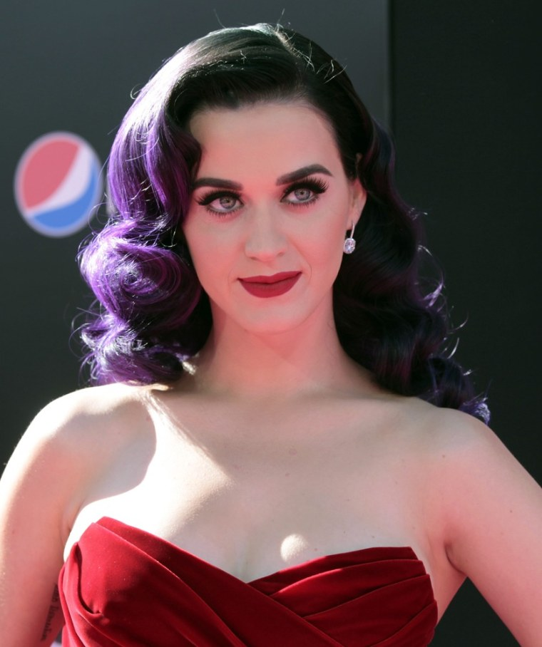Katy Perry at the Jun 26 premiere of