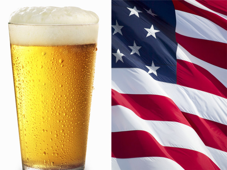 The American spirit is alive and well in the craft brewing community.