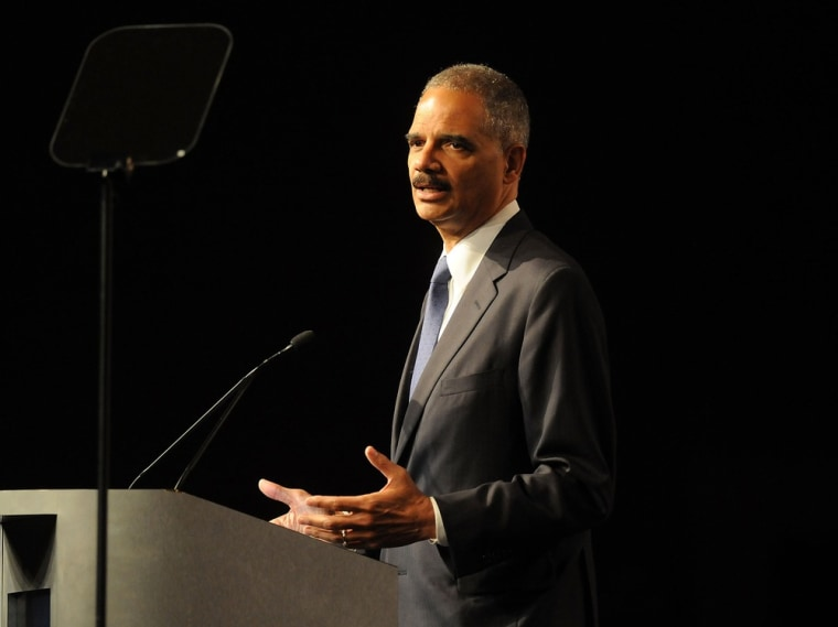 Republicans in the House voted Thursday to cite Attorney General Eric Holder for contempt of Congress.