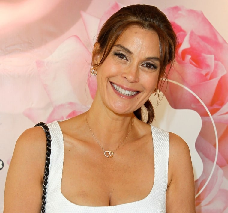 LOS ANGELES, CA - FEBRUARY 25:  Actress Teri Hatcher attends the Montblanc Jewellery Brunch Celebrating Collection Princesse Grace De Monaco at Hotel Bel-Air on February 25, 2012 in Los Angeles, California.  (Photo by Donato Sardella/Getty Images For Montblanc)