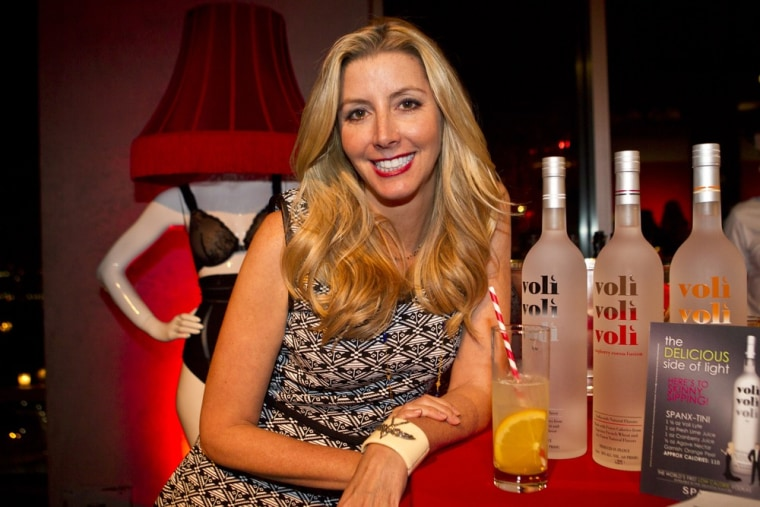 Spanx Founder Sara Blakely is among a handful of women on the Forbes billionaire list.