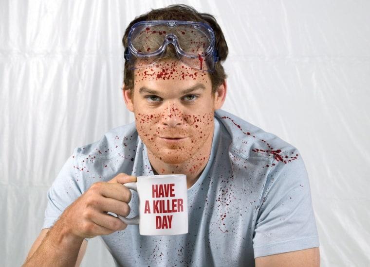 Michael C. Hall as Dexter (Season 6) - Photo: Courtesy of SHOWTIME - Photo ID: dexter_gal6_PR02_BreakTime