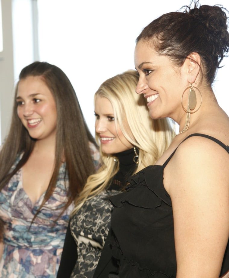 """Conda and Kim got a shopping trip with Jessica Simpson on \""""The Biggest Loser.\"""""""