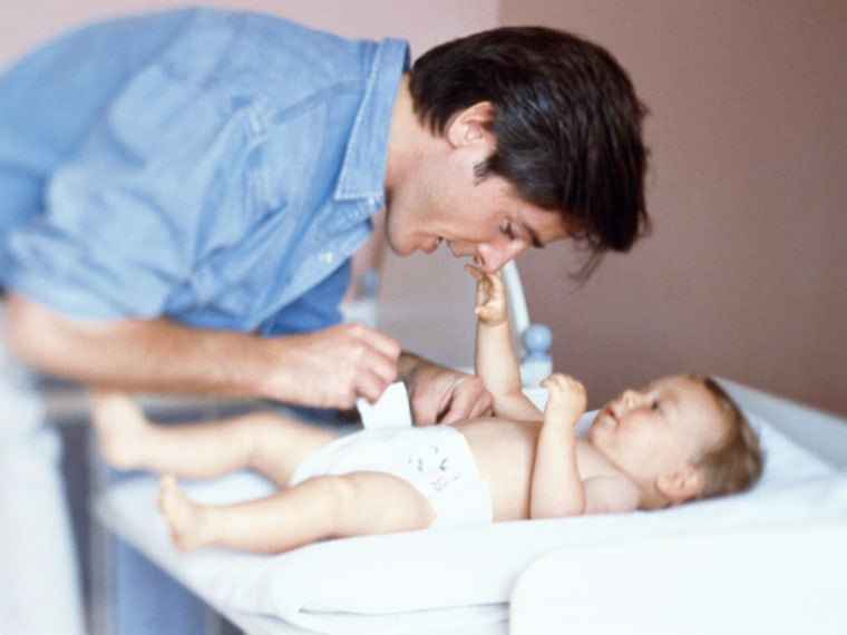 father, diaper, change, changing, diaper-change, changing station, dad