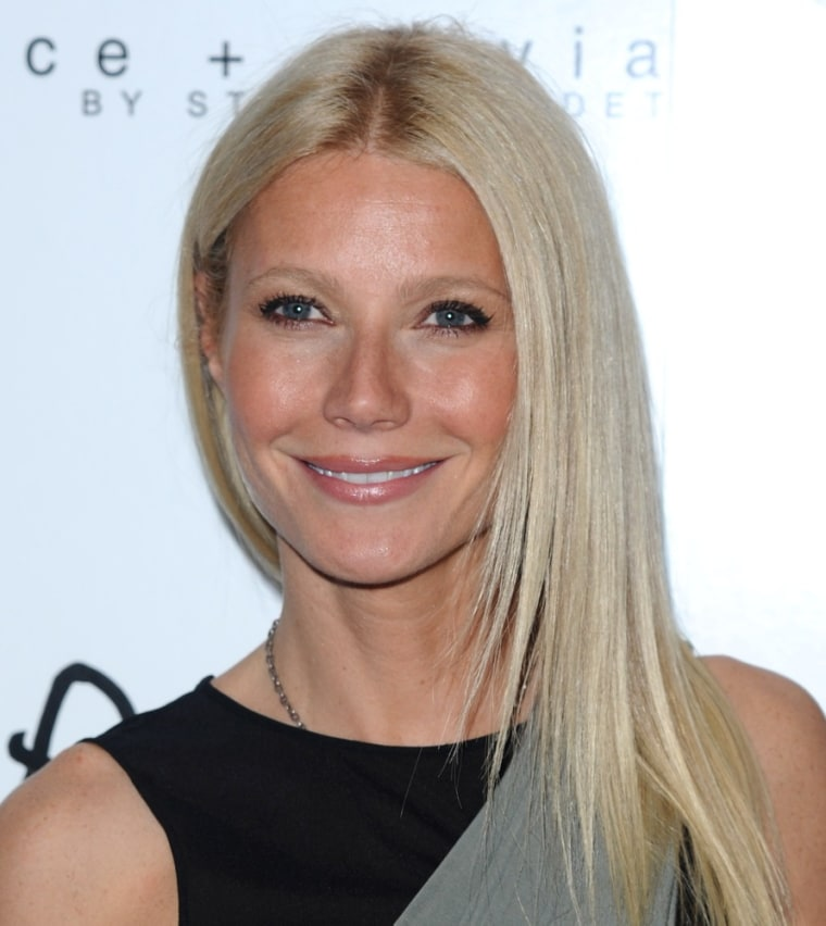 Actress Gwyneth Paltrow attends the 3rd annual Bent on Learning charity benefit at The Urban Zen Center on Wednesday, June 15, 2011, in New York. (AP Photo/Peter Kramer)