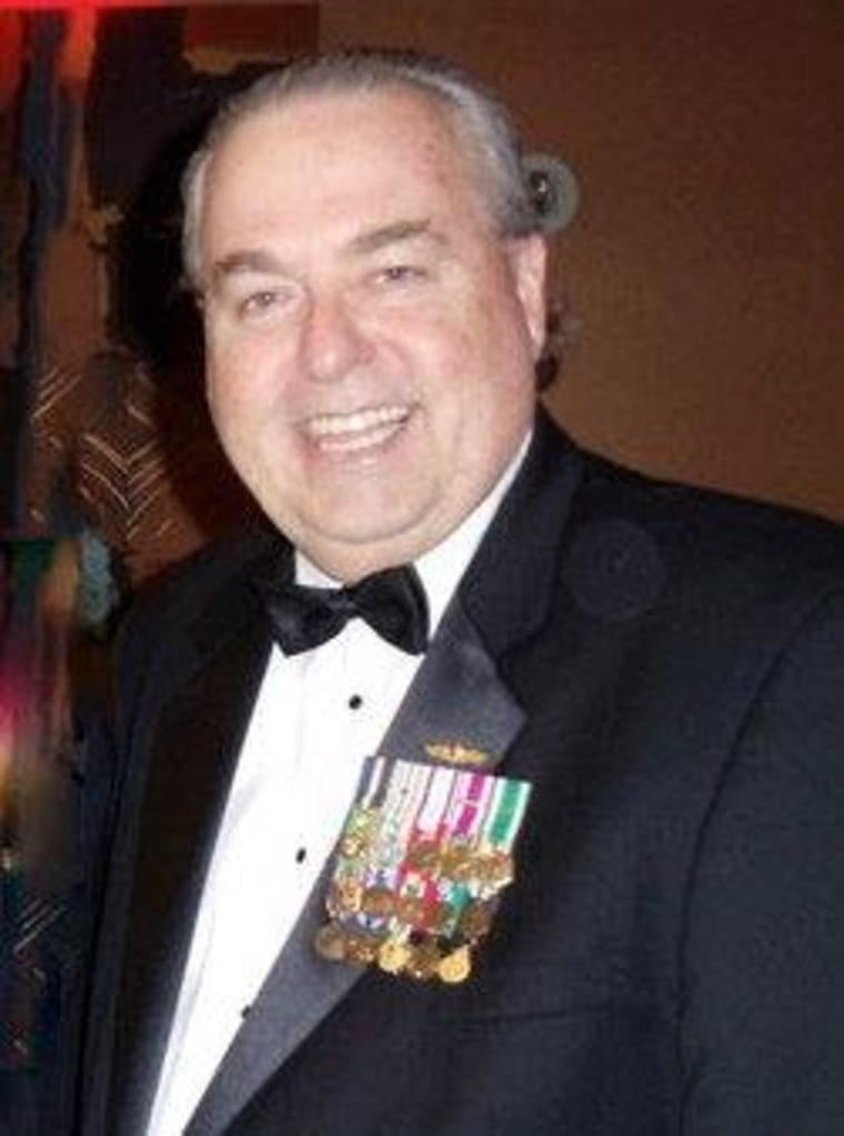 Rear Admiral T. McCreary (Ret.) and president of Military.com