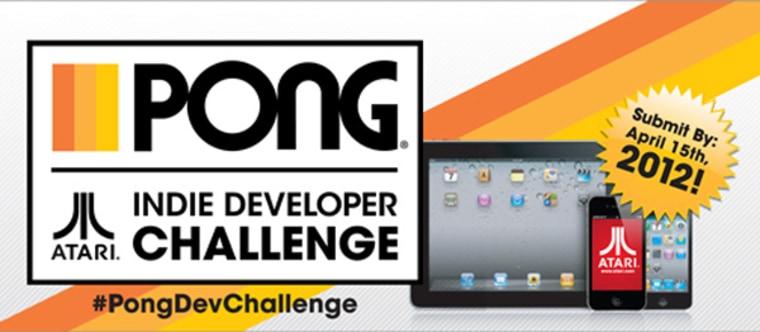 Pong Indie Dev Challenge