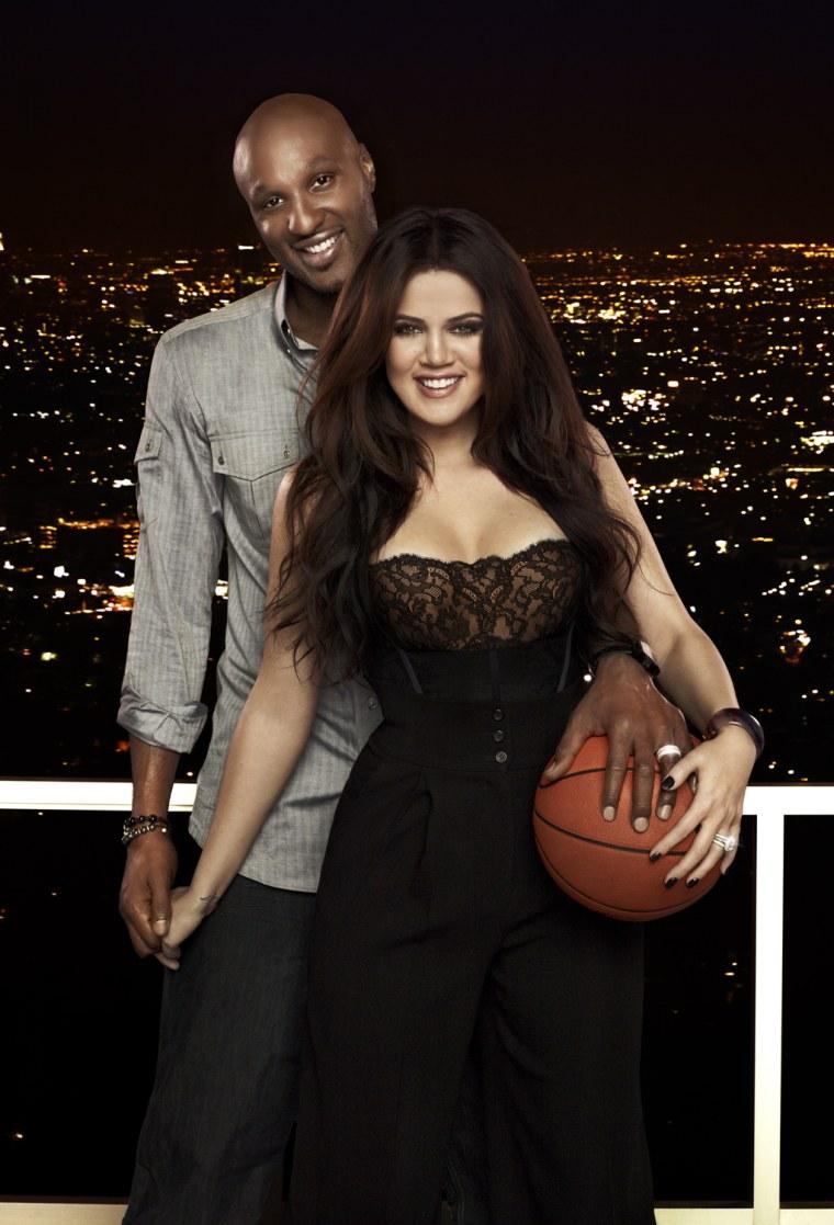 Khloe Kardashian and husband Lamar Odom are taking a break from their E! show.