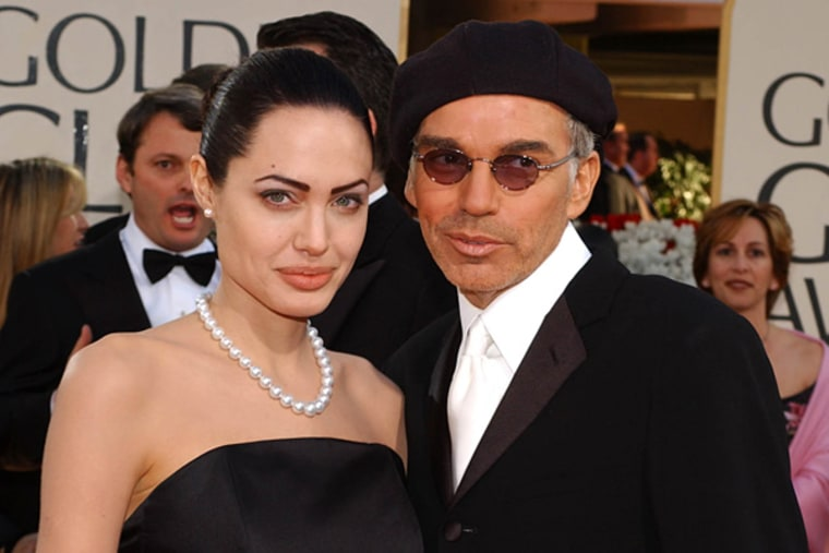 Actor Billy Bob Thornton And Actress Angelina Jolie Were Married For Three Years