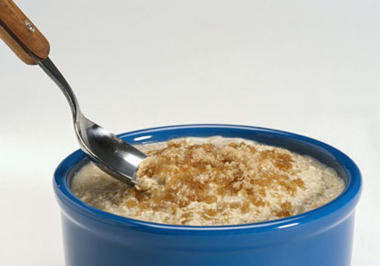 It can be cheaper to eat a healthier cereal than a more sugary one.