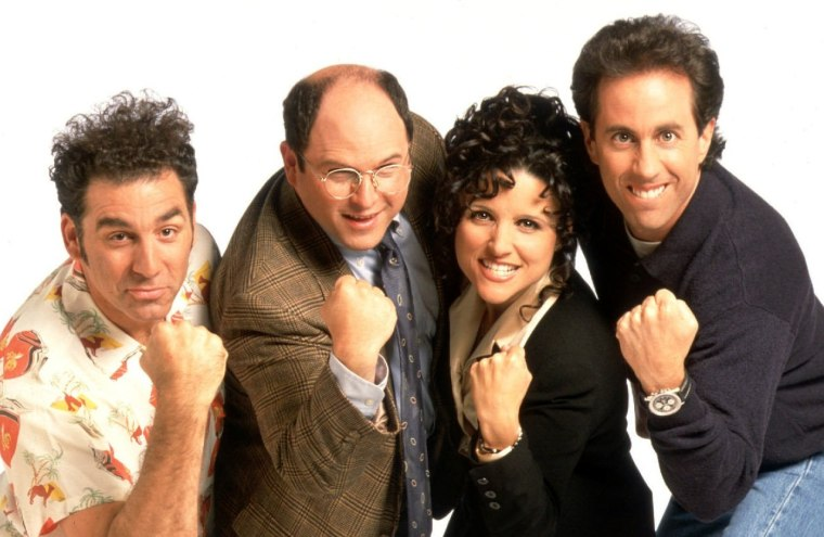 """""""Seinfeld"""" ran from 1989 to 1998."""