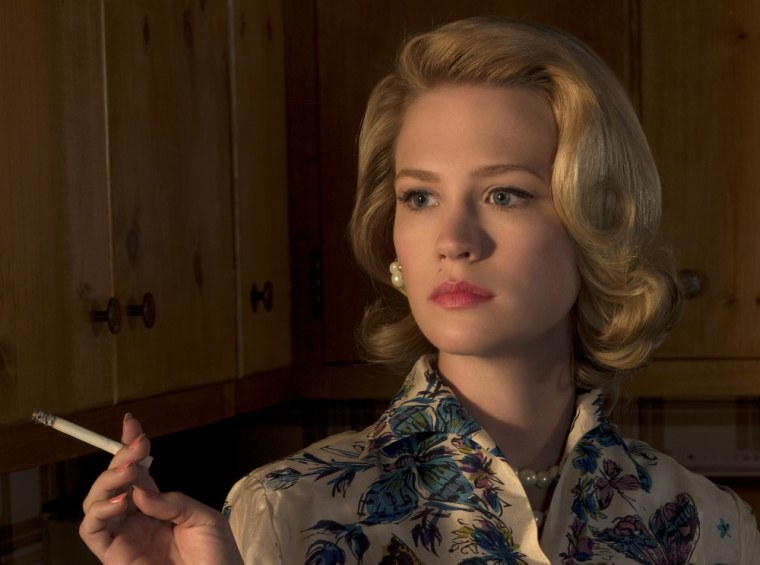 Which Mad Men Sex Scene Did January Jones Disagree With