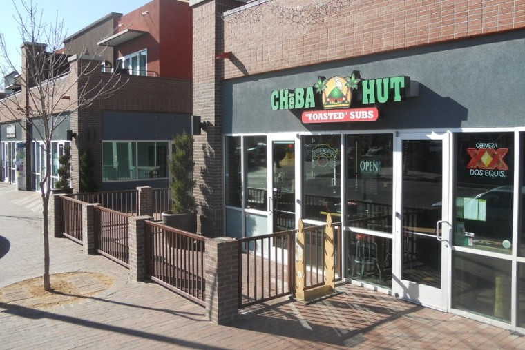There are 14 Cheba Hut stores and the company is looking to expand.