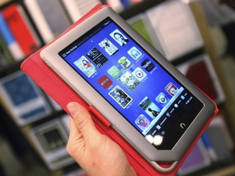 See the Nook spin. Bookseller Barnes & Noble says its mulling plans to spin off its Nook e-reader. Many analysts think that's not such a good idea.