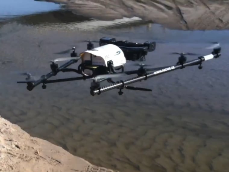 Drone from University of Nebraska-Lincoln