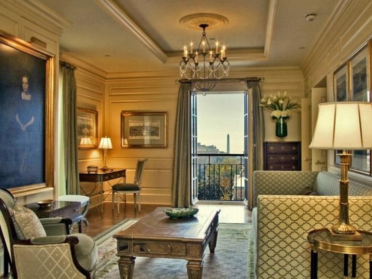 Image: Thomas Jefferson suite
