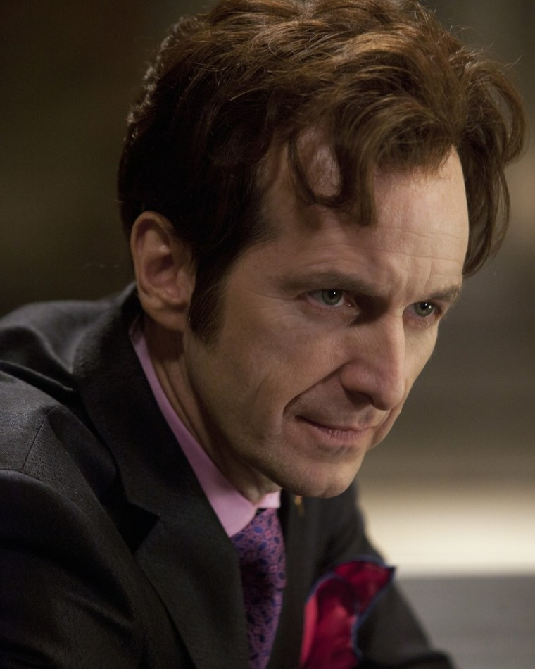 """Denis O'Hare as Russell Edgington on \""""True Blood.\"""""""
