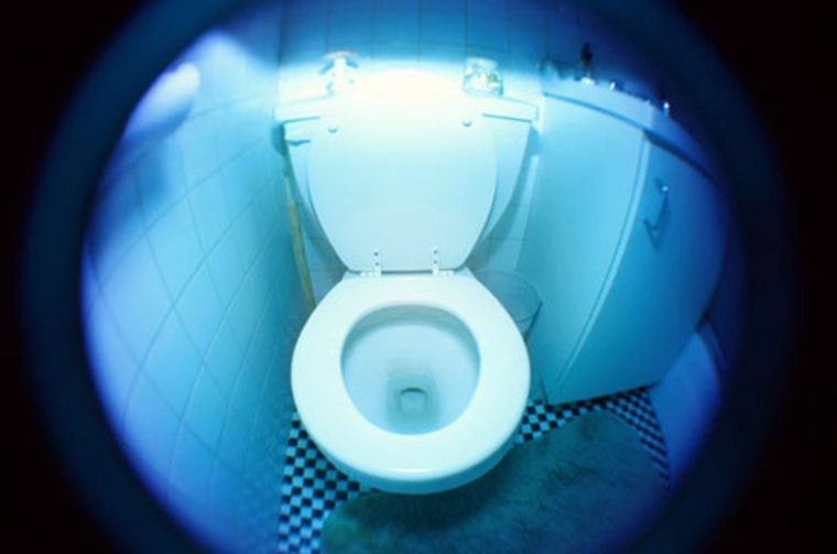 Going for a bathroom break? You may want to rethink that.