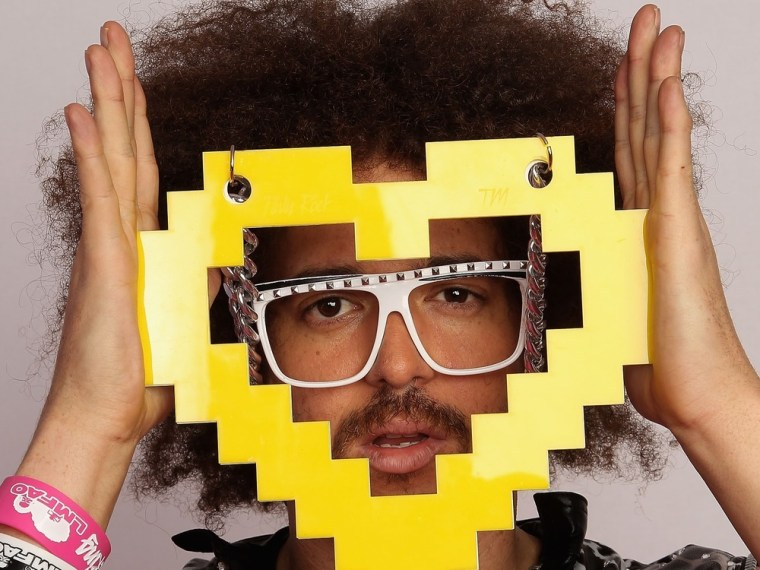 Redfoo of LMFAO knows exactly what it takes to get a song permanently stuck in your head. Now, researchers are getting a clue, too.