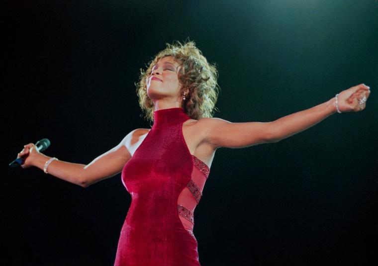 Whitney Houston was known as