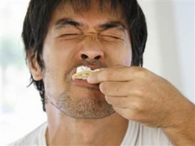 The more times you chew each bite, the fewer calories you'll consume, says new study that proves your mother correct.