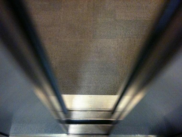 Are you afraid of elevators?