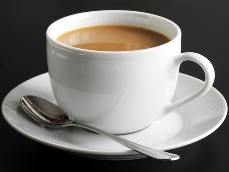 Women and men who drink three cups of coffee a day may have a lower risk of basal cell skin cancer, a new study finds.