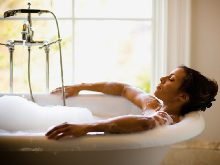 Love taking hot baths? You might be a little lonely, study suggests.