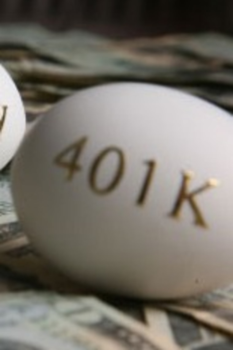 A good financial planner will be able to provide you with solid advice on how to handle the 401(k) in your retirement nest egg.