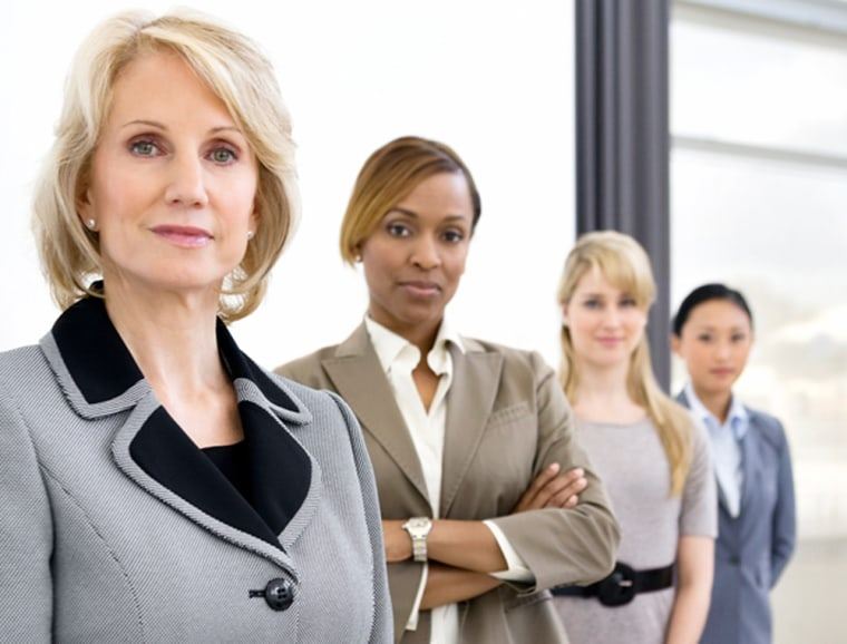 With 1 billion females expected to enter the work force in the next decade, women are gaining ever greater influence in offices around the world.