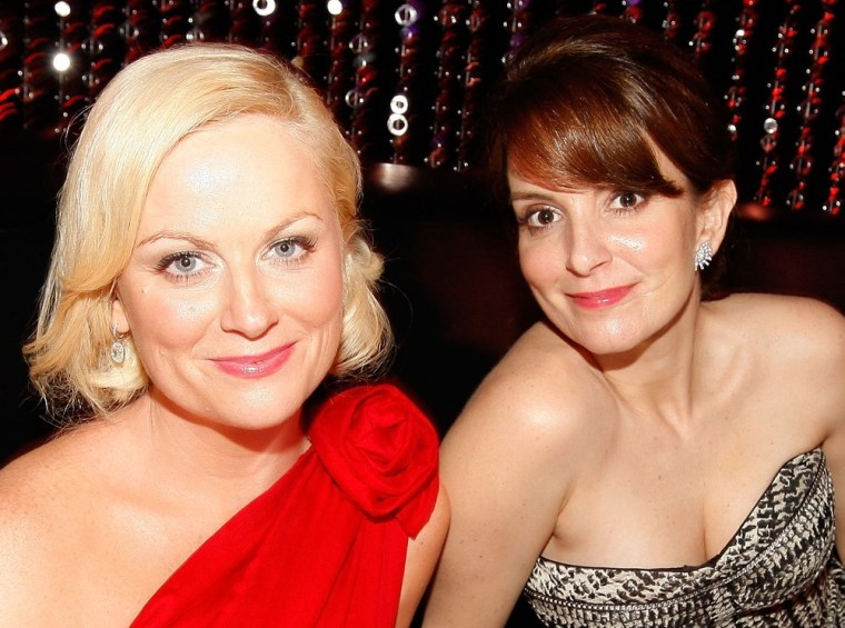 Tina Fey and Amy Poehler will host the 70th Annual Golden Globe Awards on Jan. 13, 2013.