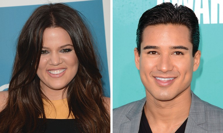 Khloe Kardashian and Mario Lopez are the new