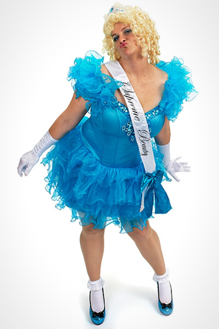 """Is Honey Boo Boo from the reality TV series """"Here Comes Honey Boo Boo"""" really an appropriate costume for work?"""