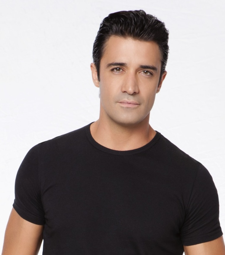 Gilles Marini reveals he'll be wearing next to nothing for his team freestyle dance.