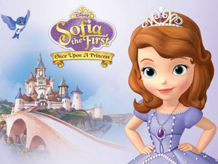 Princess Sofia will debut in a TV-movie followed by a series, but critics have been saying she doesn't look very Latina.