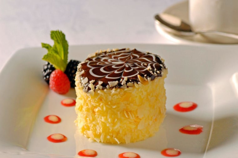 Celebrate National Boston Cream Pie Day -- you don't need to tell us twice!
