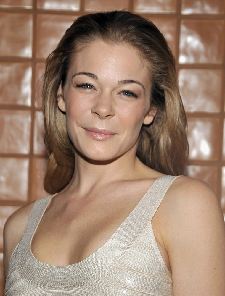 LeAnn Rimes in Los Angeles on Oct. 6.