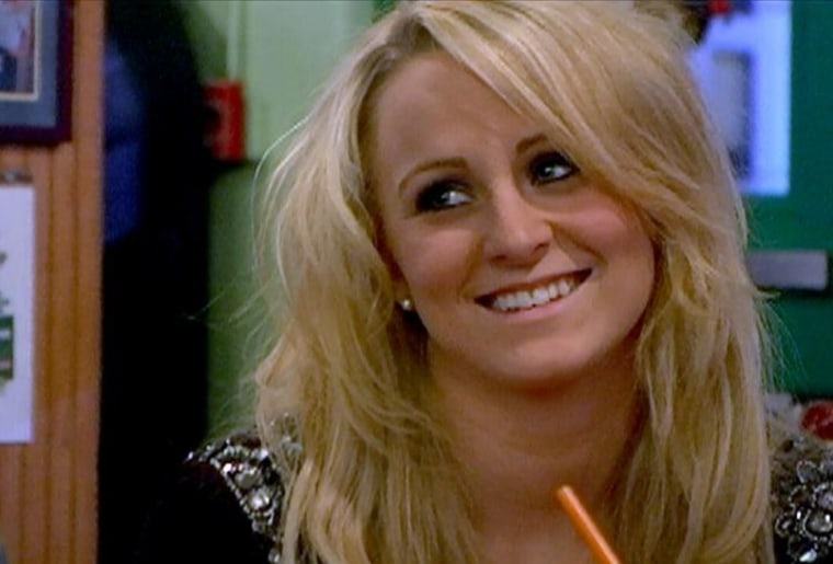 """Leah of MTV's """"Teen Mom 2"""" is expecting baby No. 3"""