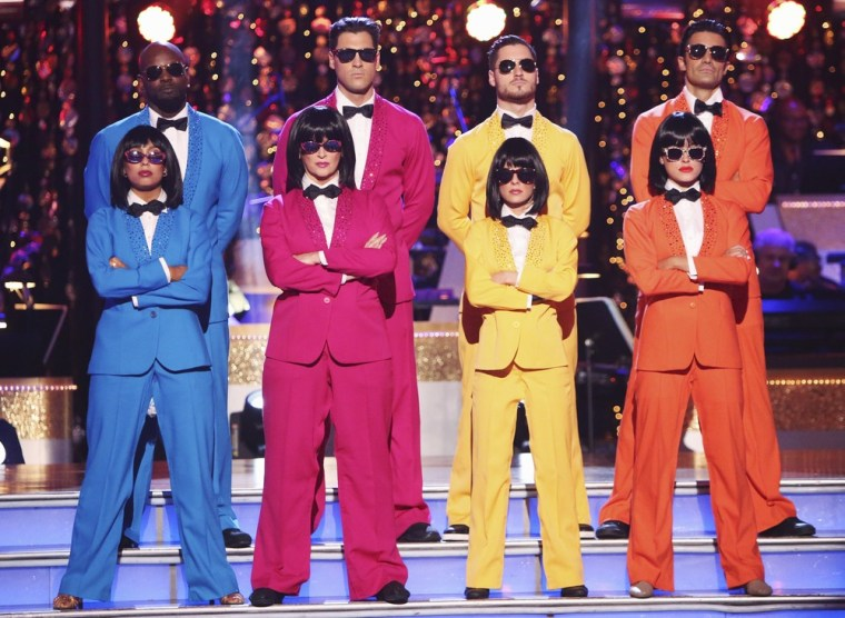 """Team \""""Gangnam Style\"""" brought needed levity to \""""Dancing With the Stars,\"""" according to Kirstie Alley."""