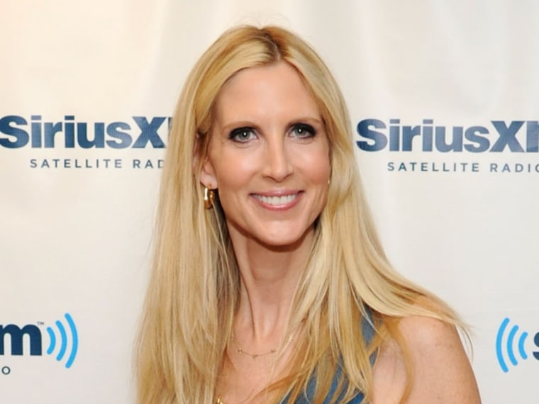 """Ann Coulter is doubling down on her use of the word \""""retard\"""" as an insult, to the dismay of parents and people with disabilities."""