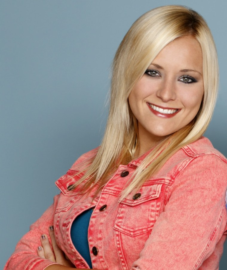 """Brittany Taltos participated in season three of """"Bachelor Pad."""""""