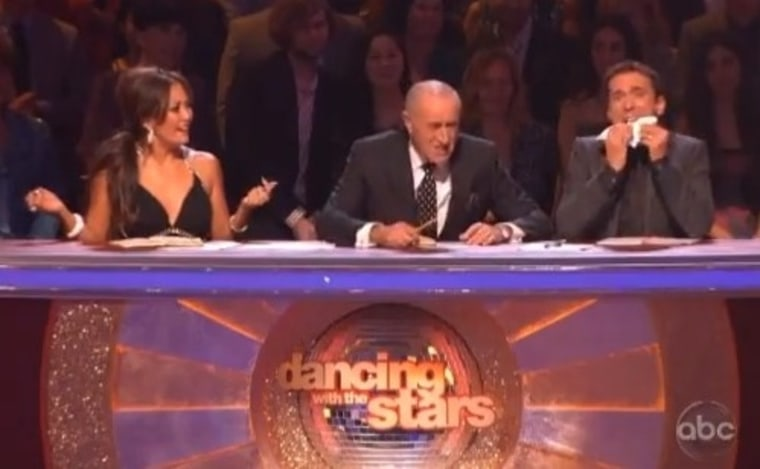 """Carrie Ann Inaba, Len Goodman and Bruno Tonioli disagree on \""""Dancing With the Stars\"""""""