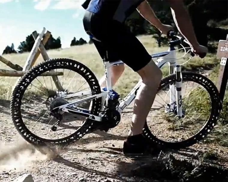 Energy return wheels