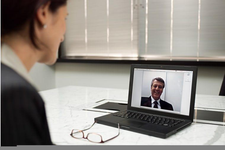 Experts say there are good reasons for doing the video interview: They're easy, cheaper than flying someone in and may give the recruiter a better sense of the potential employee than a phone call.