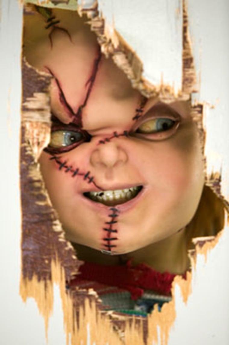 Chucky in 1988's
